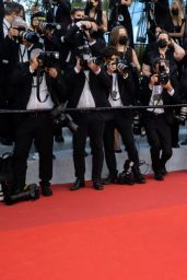 Leila Bekhti – 74th Annual Cannes Film Festival Opening Ceremony Red Carpet