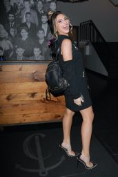 LeLe Pons Night Out Style - Catch LA in West Hollywood 06/30/2021