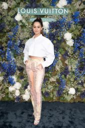 Lena Situations – Louis Vuitton: Talent & Influencer Facebook Dinner in Monte Carlo 07/01/2021