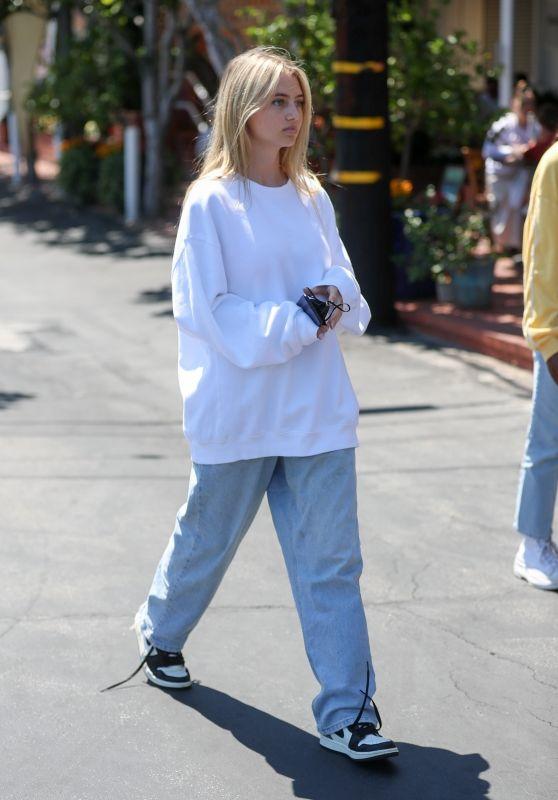 Leni Klum - Shopping at Ron Herman in West Hollywood 07/03/2021