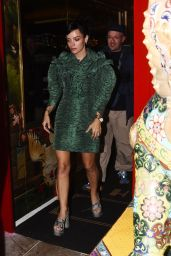 Lily Allen at The Ivy Asia Chelsea Launch in London 07/29/2021