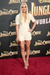 """Lindsey Vonn – """"Jungle Cruise"""" World Premiere at Disneyland in Anaheim"""