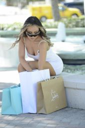 Lisa Opie - Shopping Day in Miami 07/16/2021