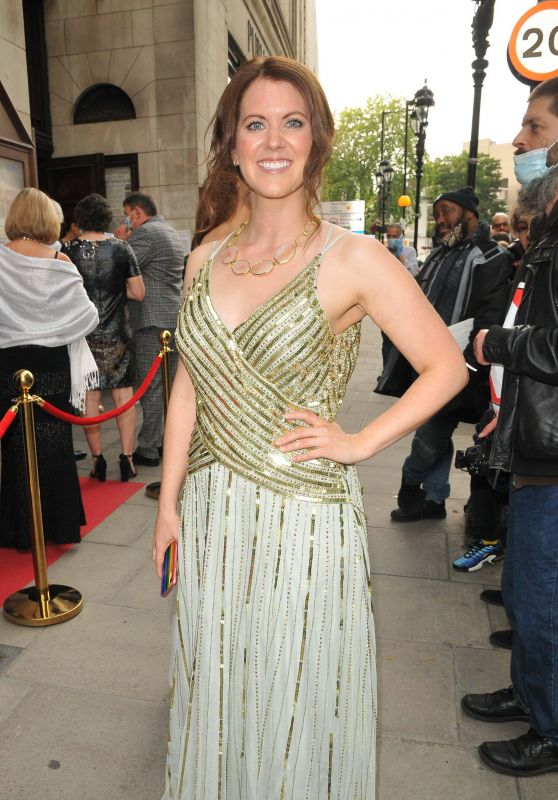 Louise Gookey – National Film Awards 2021 in London