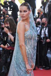 """Maeva Coucke - """"Benedetta"""" Premiere at the 74th Cannes Film Festival"""