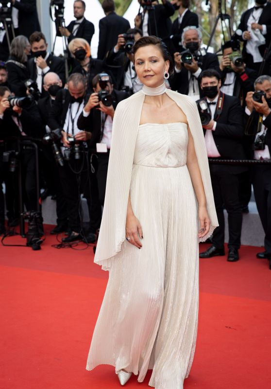 Maggie Gyllenhaal – 74th Annual Cannes Film Festival Opening Ceremony Red Carpet