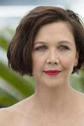 Maggie Gyllenhaal - Jury Photocall at the 74th Annual Cannes Film Festival 07/06/2021