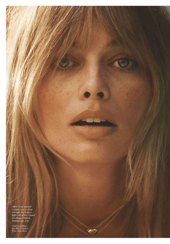 Margot Robbie - Vogue UK August 2021 Issue