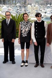 """Marion Cotillard - """"Annette"""" Photocall at the 74th annual Cannes Film Festival 07/06/2021"""