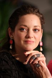 """Marion Cotillard - """"Annette"""" Press Conference at the 74th Cannes Film Festival 07/07/2021"""