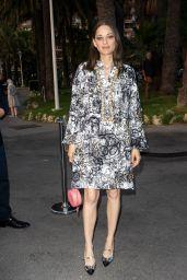 Marion Cotillard - Chanel Dinner During Cannes Film Festival 07/07/2021