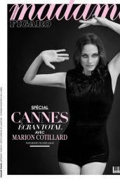 Marion Cotillard – Madame Figaro Magazine 07/02/2021 Issue