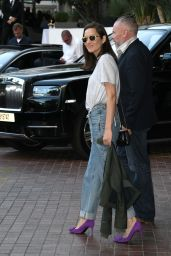 Marion Cottilard - Out in Cannes 07/09/2021