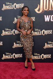 """Marsai Martin – """"Jungle Cruise"""" World Premiere at Disneyland in Anaheim"""