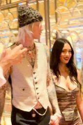 Megan Fox - Wynn Hotel in Las Vegas 07/09/2021