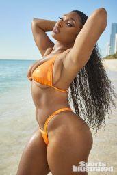 Megan Thee Stallion - Sports Illustrated Swimsuit Issue 2021