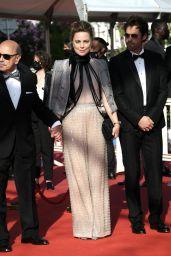 "Melissa George – ""De Son Vivant (Peaceful)"" Red Carpet at the 74th Cannes Film Festival"
