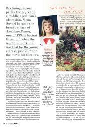Mena Suvari - People Magazine USA 08/02/2021 Issue