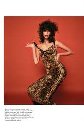Mica Arganaraz - Vogue Paris August 2021 Issue