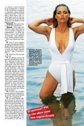 Michelle Hunziker - Chi Magazine 07/14/2021 Issue
