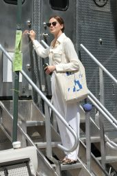 """Michelle Monaghan - """"Nanny"""" Set in New York 06/29/2021"""