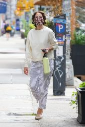 Michelle Monaghan - Out in New York City 07/01/2021