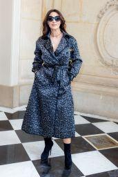 Monica Bellucci - Christian Dior Haute Couture Fall/Winter 2021/2022 Show in Paris 07/05/2021