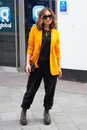 Myleene Klass - Out in London 07/04/2021