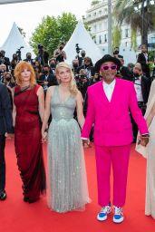 Mylene Farmer – 74th Annual Cannes Film Festival Opening Ceremony Red Carpet