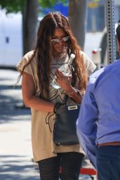 Naomi Campbell - Out in West Hollywood 07/07/2021
