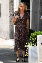 Naomi Watts - Out in New York 06/29/2021