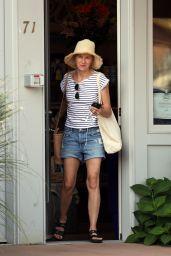 Naomi Watts - Shopping in The Hamptons, NY 07/27/2021