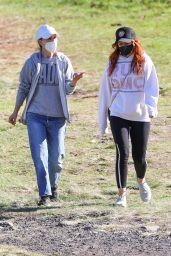 Natalie Portman and Isla Fisher - Sydney