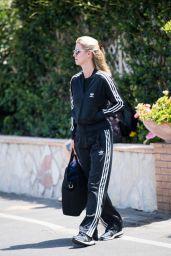 Nicky Hilton - Arriving in Capri 07/30/2021