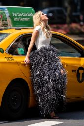 Nicky Hilton - Photoshoot For the Cover of Avenue Magazine in NYC 07/27/2021
