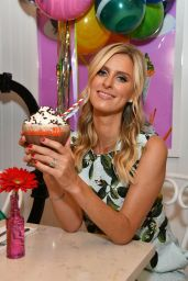 Nicky Hilton - Reopening of Iconic Restaurant Serendipity3 in NYC 07/09/2021