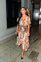 Nicole Scherzinger - Out in Los Angeles 07/23/2021
