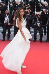 """Nidhi Sunil – """"Tout S'est Bien Passe"""" Red Carpet at the 74th Cannes Film Festival"""