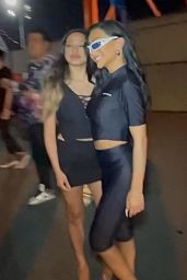"Nikita Dragun – Space Jam ""Party in the Park After Dark"" in Valencia, California 06/29/2021"