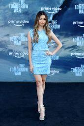 "Nikki Hahn – ""The Tomorrow War"" Premiere in LA"