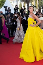 "Noel Capri Berry – ""Aline, The Voice Of Love"" Red Carpet at Cannes Film Festival"