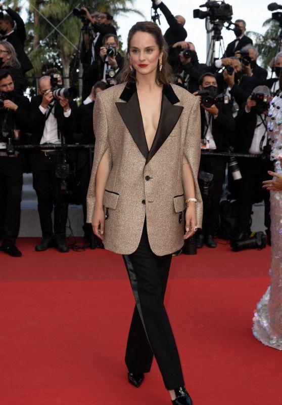 Noémie Merlant – 74th Annual Cannes Film Festival Opening Ceremony Red Carpet