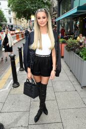 Olivia Attwood - Out in Manchester 07/03/2021