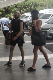 Olivia Culpo Arriving at Cancun Airport 07/16/2021