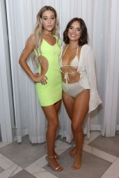 Olivia Ponton – Sports Illustrated Runway Show at Miami Swim Week 07/10/2021