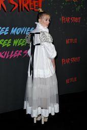 """Olivia Scott Welch – """"Fear Street Part One: 1994"""" Premiere in Los Angeles"""