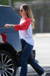 Olivia Wilde - Out in Los Angeles 07/25/2021