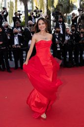 "Patricia Contreras – ""Aline, The Voice Of Love"" Red Carpet at 74th Cannes Film Festival"