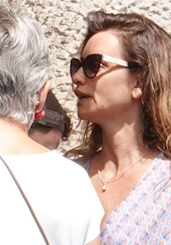 Penelope Cruz - Visits the Vatican Museums 07/28/2021