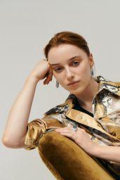 Phoebe Dynevor - Financial Times Magazine July 2021